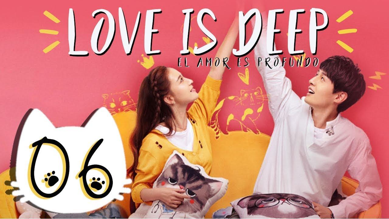 Reseña: LOVE IS DEEP, o EL AMOR ES PROFUNDO